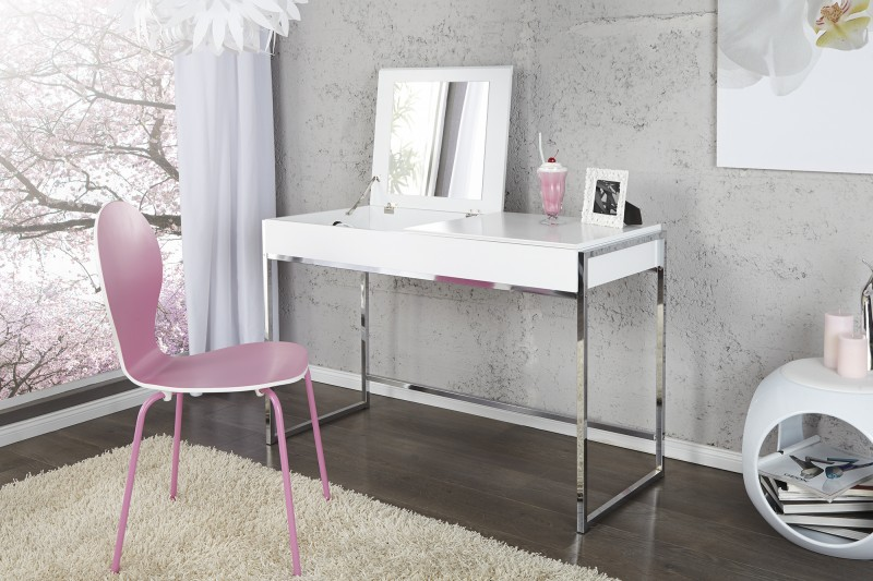 Make Up Tafel : Tari make up tafel milano wit groot assortiment goedkope design